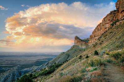 Glorious Colorado Sky