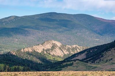 Cordova Pass Landscape