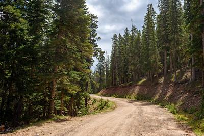 Traversing Cordova Pass