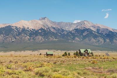 Blanca Peak Living