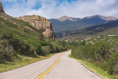 Cordova Pass and Cuchara