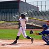 Hayden batting