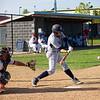 Corban batting