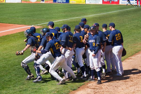 Corban Baseball Team