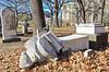 Cemetery, Dallas, TX, near Pioneer Park
