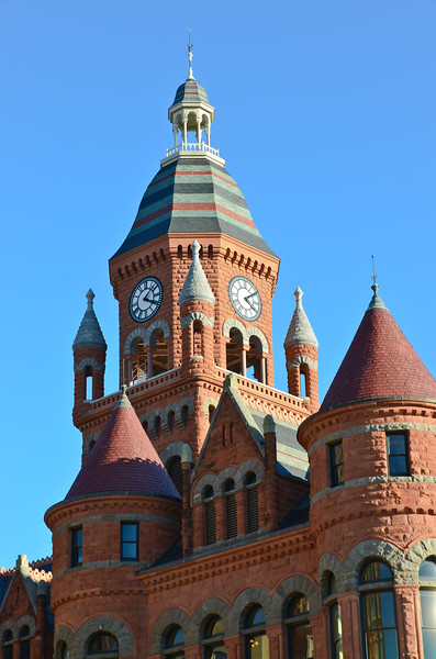 Old Red Courthouse, Dallas, TX