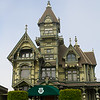 Carson Mansion, Eureka California