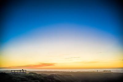 MacKerricher State Park sunset