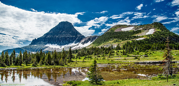 Glacier NAtional Park, Montana USA Jul 2019