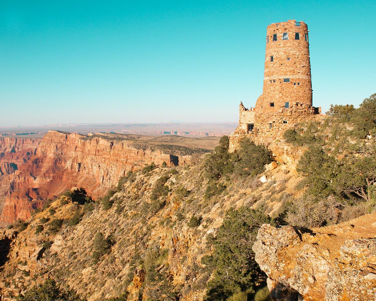 Desert Point Watchtower