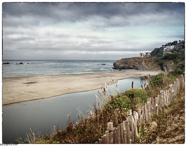 Seacliff by the bluff, Gualala, CA