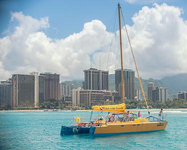 Waikiki Snorkeling