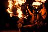 Samoan Fire Dancers at Luau, Ko Olina Marriott, Oahu, Hawaii