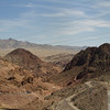 Drive to Hoover Dam, Nevada