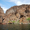 Kayaking the Colorado River, Nevada