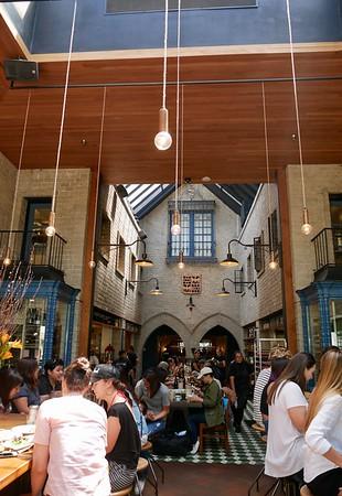 Republique, stunning restaurant