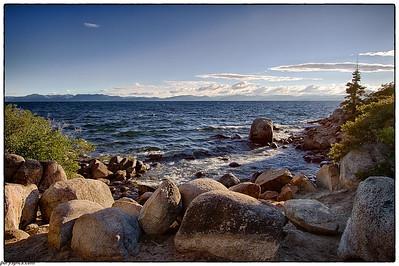Sand Harbor ,Tahoe