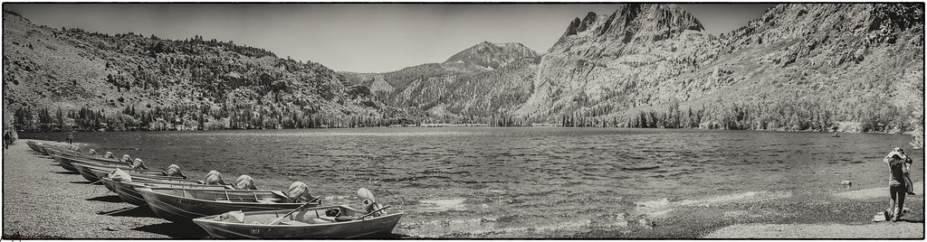 Some other time... @Silver Lake, Mammoth lakes