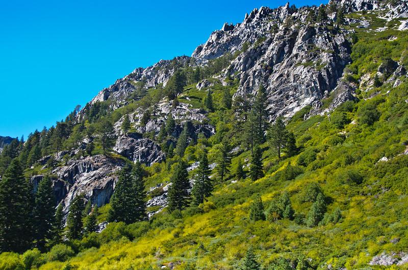 Lake Tahoe, West Shore, Early Fall