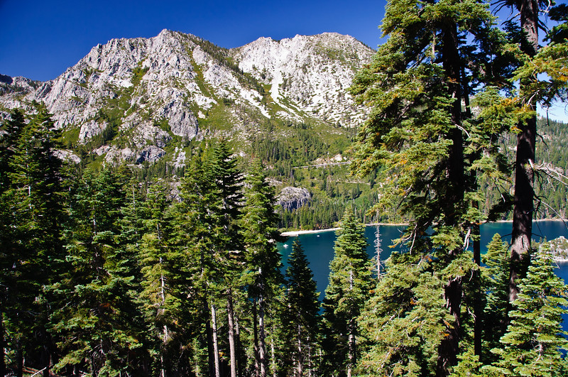 Emerald Bay, Lake Tahoe, Early Fall