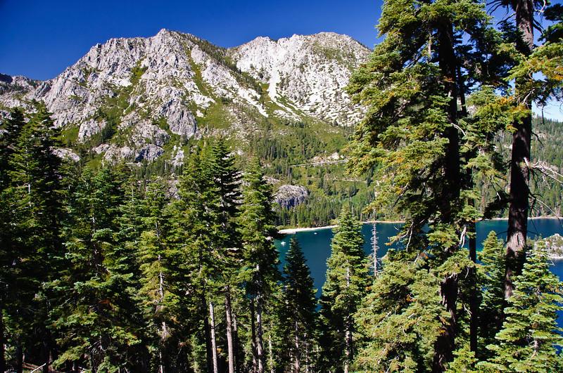 Emerald Bay, Lake Tahoe, Early Fall