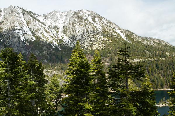 Emerald Bay and Fannette Island, Lake Tahoe