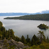 Fannette Island at Mystery Bay, Lake Tahoe