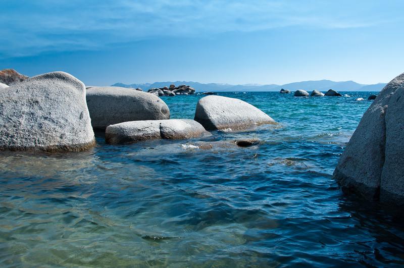 Speedboat Beach, Lake Tahoe, CA