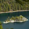 Fannete Island, Mystery Bay Lake Tahoe