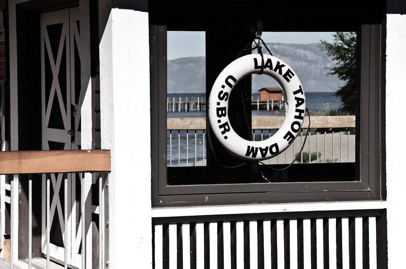 Lake Tahoe Dam, Tahoe City, CA