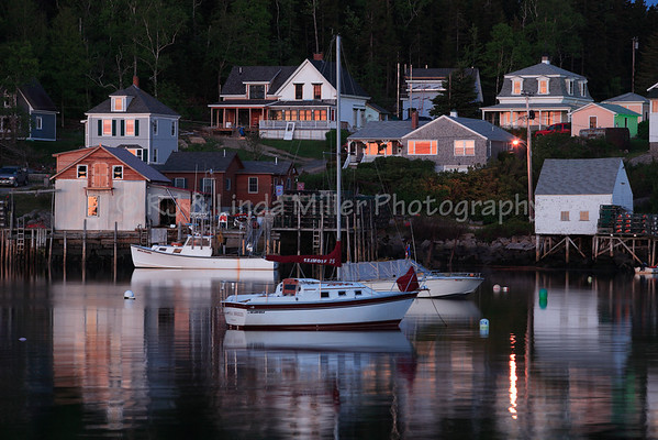 Stonington, Deer Isle, Maine, Harbor,