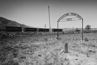 Cemetery, Stockton ID