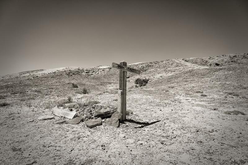 Pioneer Grave, Wayne County UT
