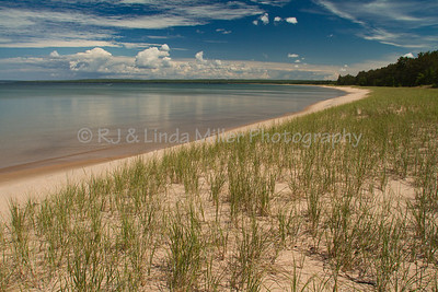 Au Train Beach, Lake Superior, Alger County, Upper Peninsula, Michigan