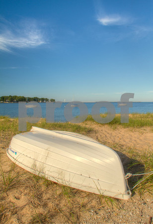 Grand Marais Bay, Alger County, Upper Peninsula, Michigan