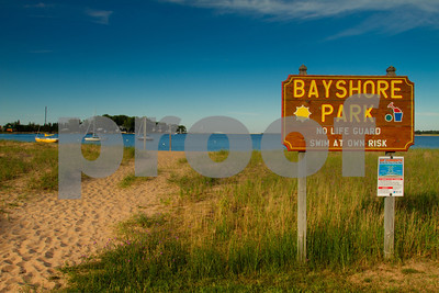 Bayshore Park, Grand Marais, Alger County, Upper Peninsula, Michigan