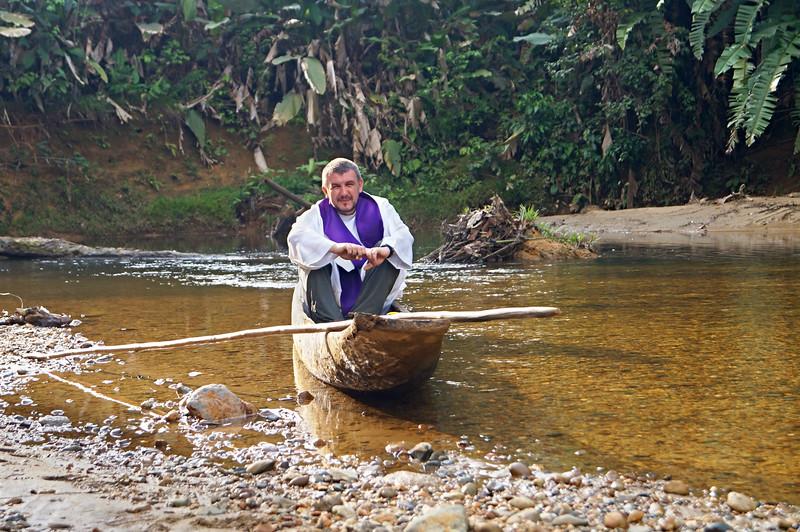 AM 194 - Colombia, Fr. Michał Radomski SVD