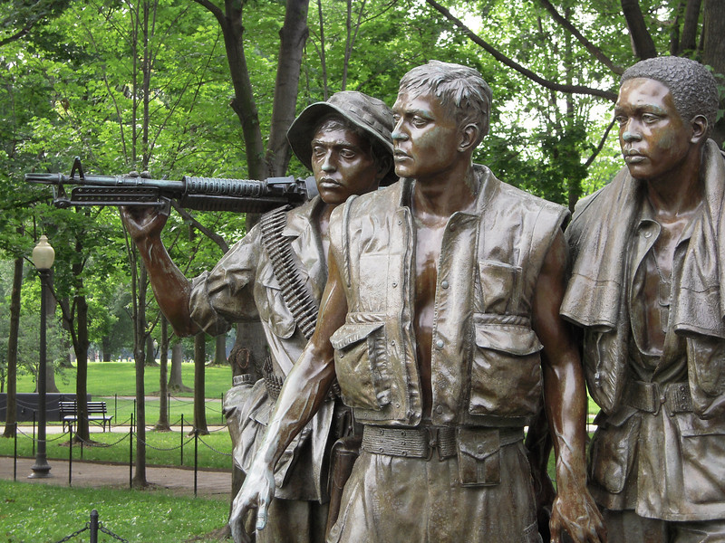 Vietnam Memorial, National Mall, Washington, DC