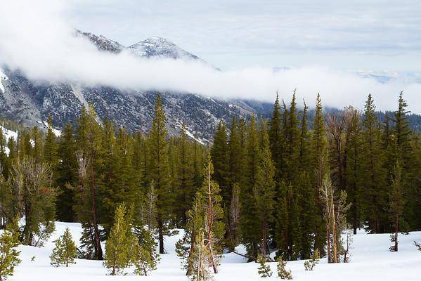 Mount Rose Summit, Nevada