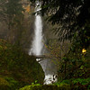 Multnomah Falls - Columbia River Gorge, Oregon