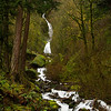 Wahkeena Falls - Columbia River Gorge, Oregon