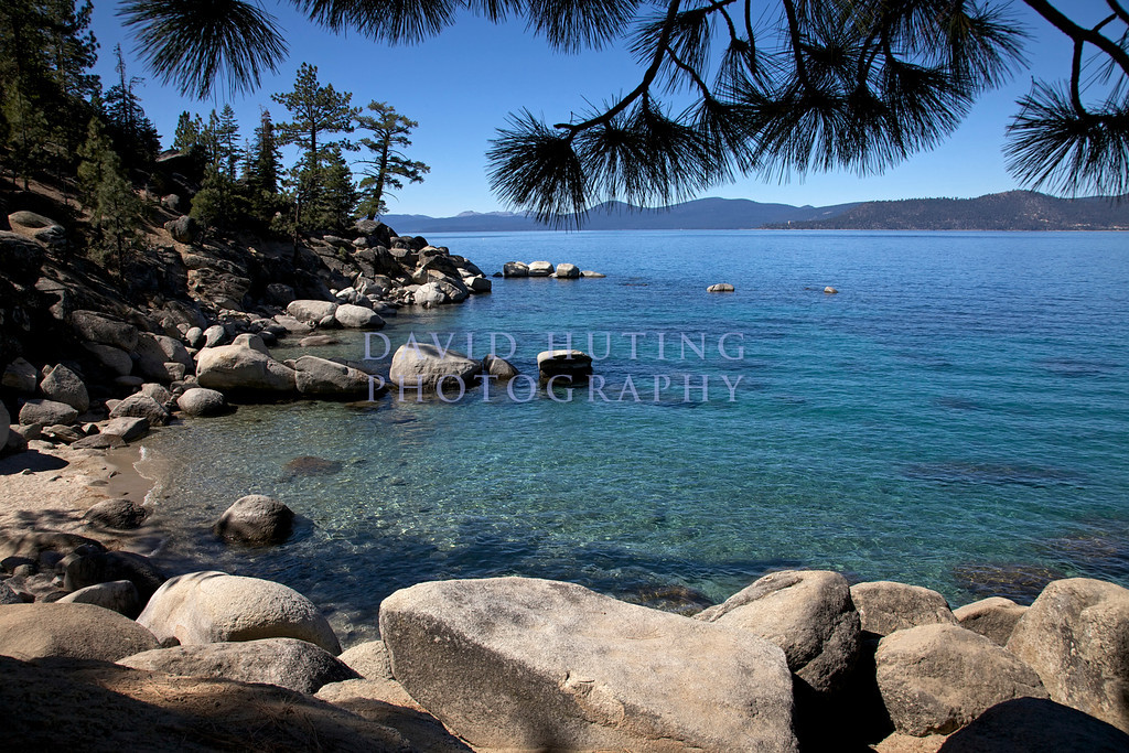 Tahoe Shoreline View