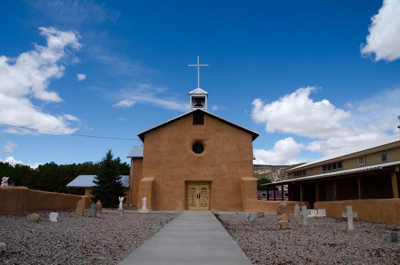 Velarde Church,