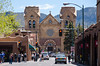 Cathedral Basilica of St. Francis Assisi, Santa Fe, NM