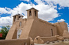 San Franciso de Asisi, Spanish Church, Chimayo, NM