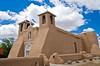 San Franciso de Asisi, Spanish Church, Chimayo, NM