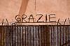"""""""Grazie""""  Gate"""