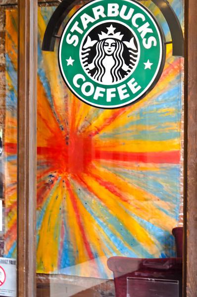 Starbucks Coffee, Santa Fe, NM