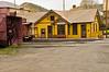 Train Station, Chama, NM