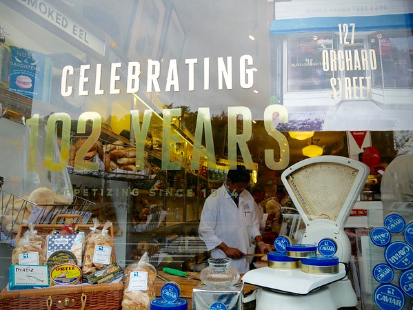 Russ & Daughters, since 1914